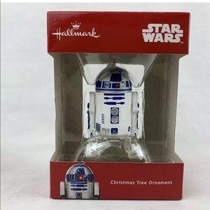 Hallmark Ornament Star Wars R2D2 Droid  2018